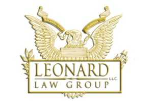 loenard law firm logo
