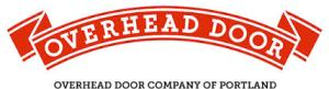 overhead door of portland logo